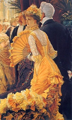 James Jacques Joseph Tissot - The Ball