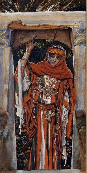 Mary Magdalene before Her Conversion