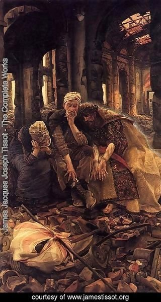 James Jacques Joseph Tissot - Ruins (Voices Within)