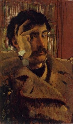 James Jacques Joseph Tissot - Self Portrait 2