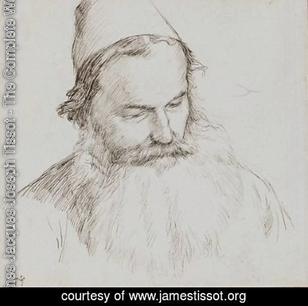 James Jacques Joseph Tissot - Type of Jew