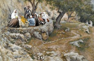James Jacques Joseph Tissot - The Primacy of Saint Peter