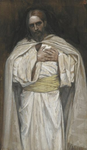 James Jacques Joseph Tissot - Our Lord Jesus Christ (Notre-Seigneur Jesus-Christ)