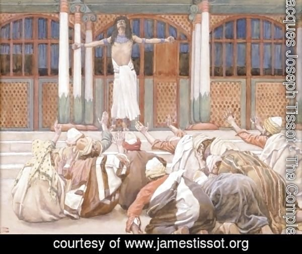 James Jacques Joseph Tissot - Joseph Makes Himself Known to His Brethren