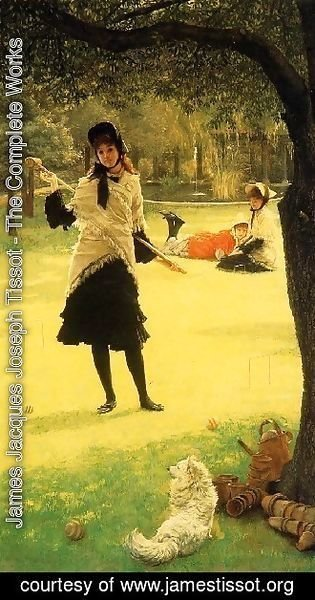 James Jacques Joseph Tissot - Jacques Croquet