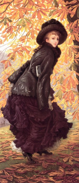 James Jacques Joseph Tissot - October 1877