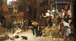 James Jacques Joseph Tissot - The Return Of The Prodigal Son