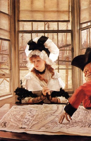 James Jacques Joseph Tissot - The Tedious Story