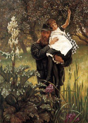 James Jacques Joseph Tissot - The Widower
