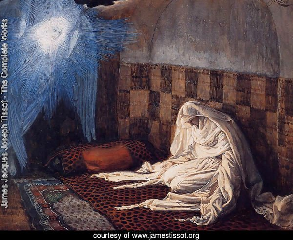 The Annunciation 1886-96